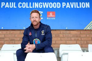 Paul Collingwood is to retire at the end of the season.
