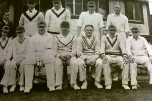 Some of the 1935 line-up for 'The Harbour'.