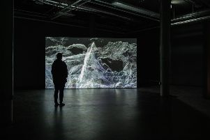 Continuous Topography at NGCA