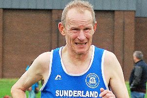 Sunderland Harrier Paul Merrison.