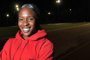 Marilyn Okoro is loving life in the north