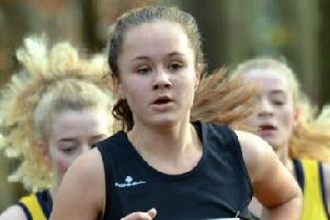 Houghton Harrier Eva Hardie.