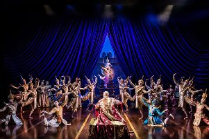 The King and I is coming to Sunderland Empire in June 2019. Picture: Matthew Murphy.