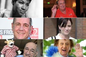 Some of the celebrities who have died in 2018