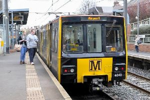 Metro services will end earlier on New Year's Eve.