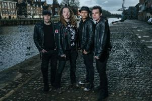 The Wildhearts have announced a new album and tour for May.