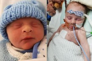 Carter Cookson lost his fight for life on Saturday.