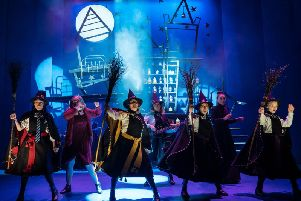 The Worst Witch flies into the Lyceum next week