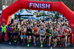 Over 2,000 runners are expected at the Dewsbury 10K road race on Sunday.