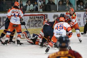 Action at Guildford