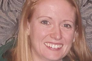 Amy Hebdon, fundraising manager at MacMillan Doncaster