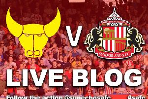 All the action from Oxford United v Sunderland AFC