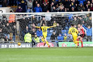 Marcus Browne scored a late equaliser for Oxford United