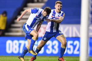 The Sunderland duo were teammates at Wigan Athletic