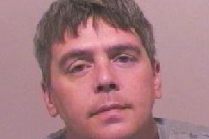 Gary Dalglish, 36, of the Bridle Way, Hougton, has been jailed for three years.