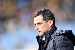 Sunderland boss Jack Ross is enjoying the challenge of trying to win promotion from League One.