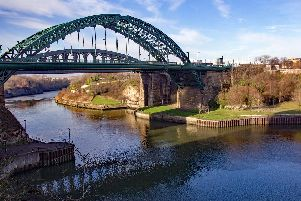 The weather in Sunderland is set to be dull today, as forecasters predict cloud throughout most of the day.