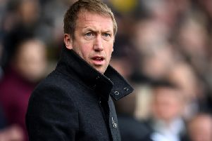 Swansea City boss Graham Potter.