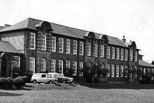 The Ryhope Grammar School photograph which attracted such a big response.