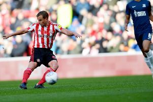 Lee Cattermole is available again after an ankle injury