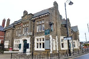 Greene King, which owns the Grey Horse in Whitburn, has confirmed it is being sold.