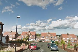 Police were called to an incident on Shaftesbury Avenue in Sunderland. 'Image by Google Maps.
