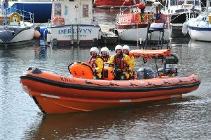 Sunderland's Atlantic 85 lifeboat
