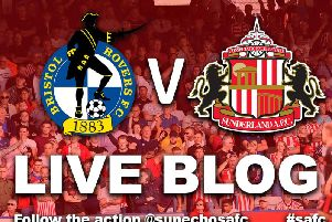 Sunderland AFC travel to Bristol Rovers this afternoon in League One.