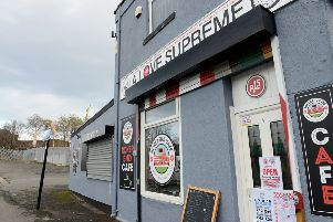 The Roker End Cafe and Mexico73 at Sheepfolds Industrial Estate, Sunderland