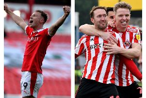 How do Sunderland and Barnsley's promotion run-ins compare?