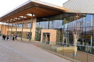 Sunderland College's city campus.