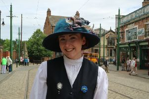 Beamish Museum has called on the North East to get behind Emily Hope in the competition.