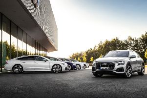 The dealership will bring in 21 new models for 2019