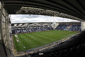 Preston North End are back in action at Reading on March 30
