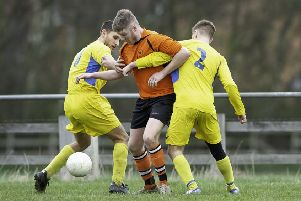 Howden Clough must beat FC Broadway in their final game to be crowned champions, while second placed Great Preston face bottom side Overthorpe Sports.