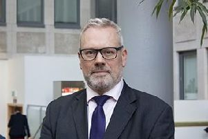 Andrew Penhale, Chief Crown Prosecutor for CPS North East