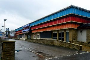 Batley's Frontier Club is now a gym.