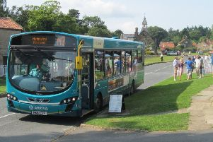 The Moorsbus service has been run by a community interest company since 2014 and has expanded its services year on year.
