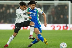 Reece James was named in the EFL team of the season in his maiden year