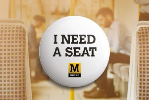 The badges launched by Nexus and Tyne and Wear Metro.