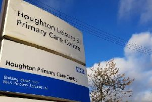 Houghton walk-in centre is one of three whose closure was rubber-stamped.
