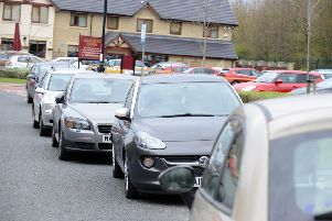 A car park could be build near Doxford International Business Park to give workers a place to leave their vehicles.