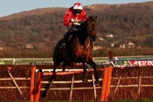 Blaklion is out of this year's Grand National