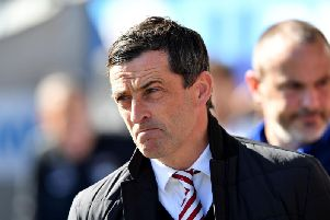 Jack Ross will face the press ahead of Sunderland's trip to Rochdale