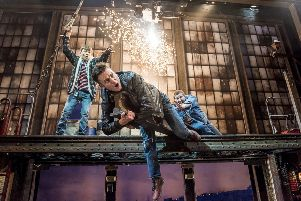 The Full Monty is heading to the North East