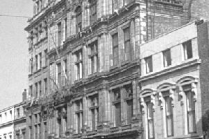 The Grand Hotel which was Ronnie Joynes' workplace from 1962.