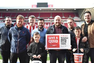 The Red and White Army, the independent Sunderland AFC supporters group, is backing a campaign to tackle mental health in the region.