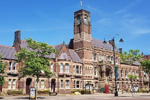 The local election vote takes place in St Helens on May 2