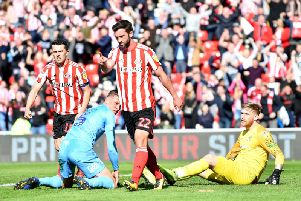 Will Grigg has hailed a 'brilliant' Sunderland teammate