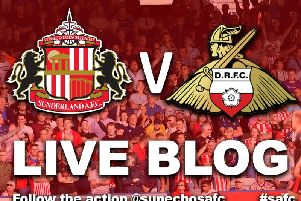 Doncaster Rovers are the visitors to the Stadium of Light.